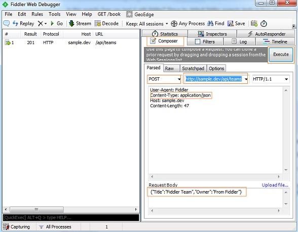Blog - ASP NET WEB API Part 3 - Web debugging with Fiddler and